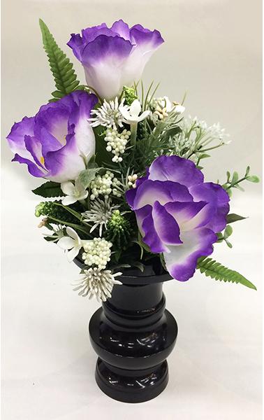造花 トルコギキョウ